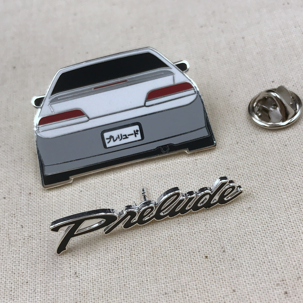 make your logo enamel pins badge for cars wholesale