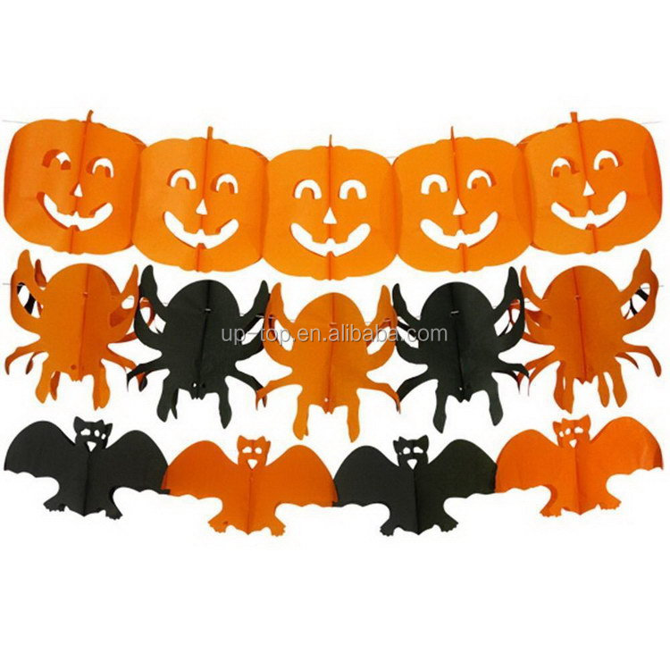 Chinese brand hot product halloween decorating with paper lanterns