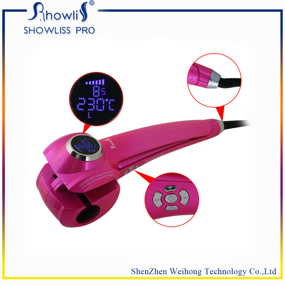 Guangdong Factory OEM Professtional Hair Curler With CE RoHS Certificate