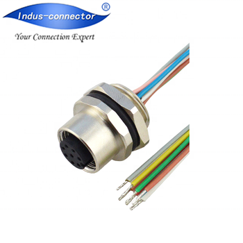 automotive wire harness with 8 pin rear panel mount bulkhead connector m12 buy m12,bulkhead connector,bulkhead connector m12 product on alibaba com connector to molex 51021 0600 wire harness
