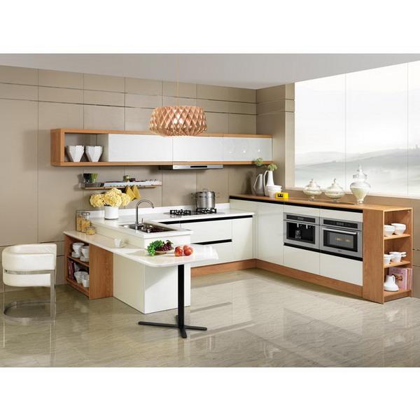 2014 oppein laminado mueble cocina pvc acabado armarios diseño ...