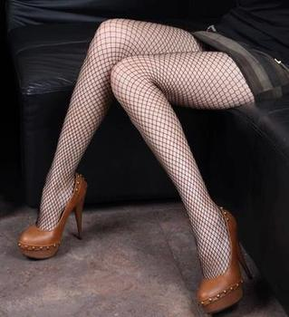 d1121858da33b Various Patterns XXX Beauty Sexy Ladies Fishnet Nylon Stockings with Bow  2018 New