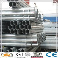 API J 55 galvanized steel round pipe price from alibaba stock/50 mm mild steel round pipes from alibaba