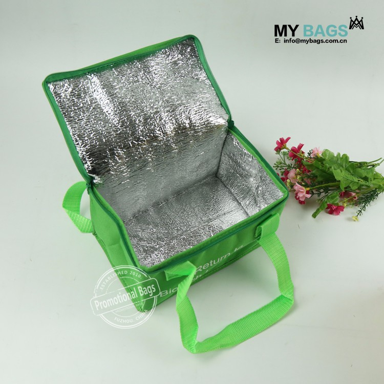 Medical Products Biohazardous Transport Insulated Bag