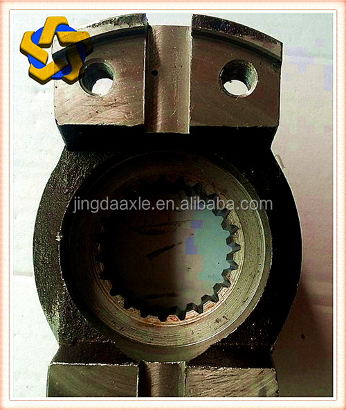 Original spare parts production 500 k loader 23 tooth flange splice type input suppliers directly