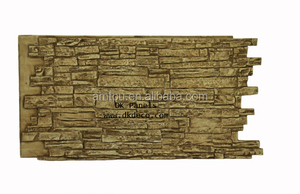 decorative foam stone panel