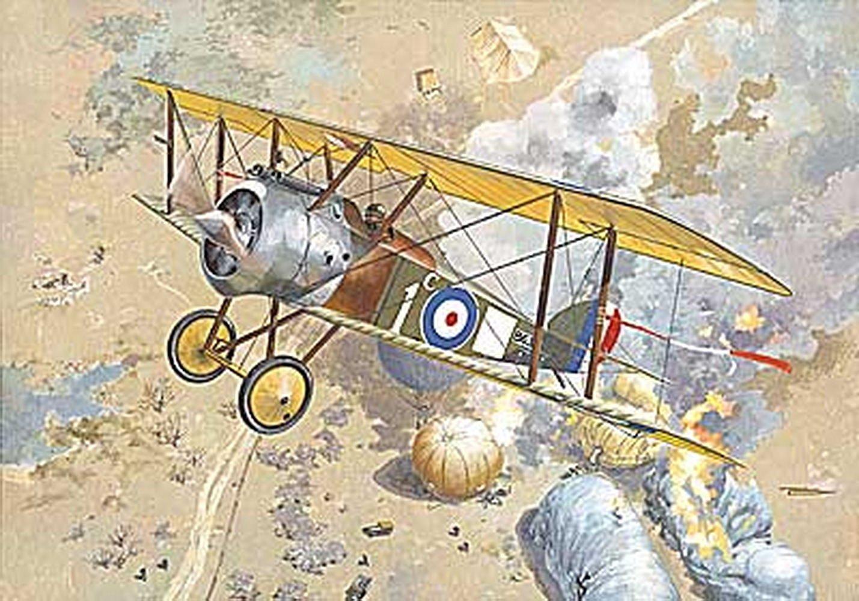 Buy Sopwith Camel WWI Fighter Aircraft custom LEGO element
