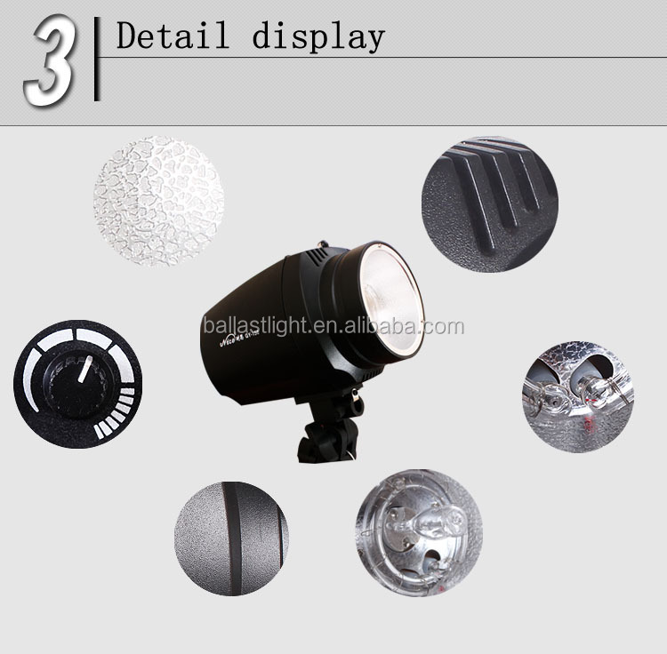 150w Lamps Daylight Continuous Lighting Softbox Soft Box Kit 50 X ...