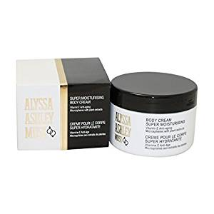 ALYSSA ASHLEY MUSK by Alyssa Ashley for Women BODY CREAM 8.5-Ounce, 0.25 Box by Alyssa Ashley
