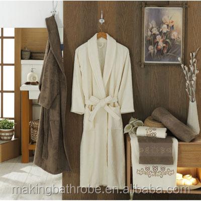 Bathroom Wash Cloth Bath Robe Hand Towel And 5 Pieces Bathrobe Set ...