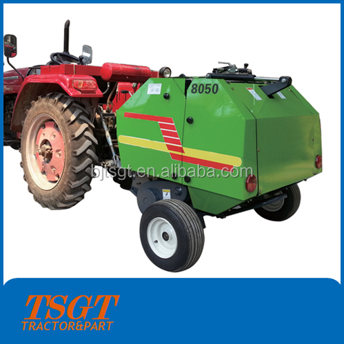 large round baler for all kinds of straw/hay/cornstock/wheat straw with 620x930mm size