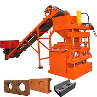 Fully automatic clay brick making machine price