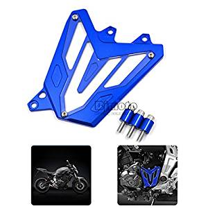 100% Brand New CNC Front Sprocket Chain Cover Case For Yamaha MT-07 2013-2016 FZ-07 2015-2016 (Blue)
