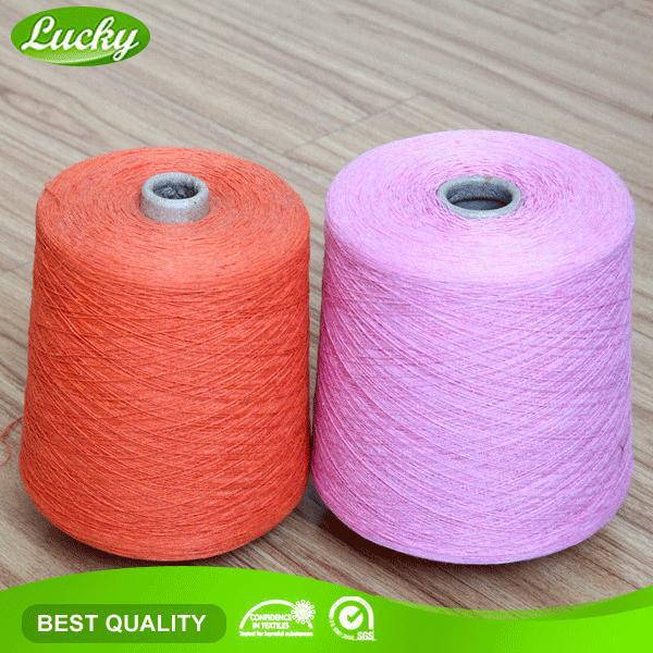 Professional yarn firm competitive offer vortex cotton yarn for knitting