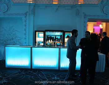 Modernen,Eleganten Acryl Bartheke,Feste Oberfläche Café Plexiglas ...