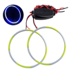 round headlight cob angel eyes ,smoothly led headlight cob halo rings for all cars