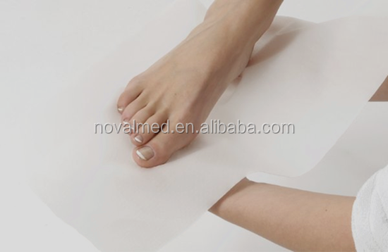 Disposable Foot Wipes Paper Towel For Pedicure