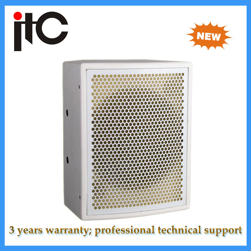 ITC TS-10M Newest 10 inch pa coaxial speaker for conferencing sound system