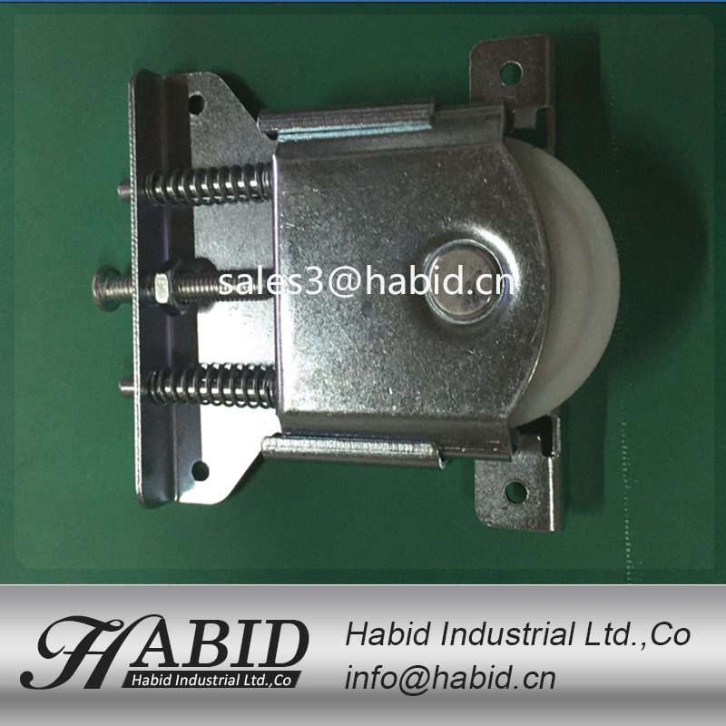 Heavy duty sliding cabinet door roller made in china