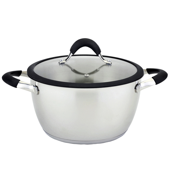 Stainless Steel Cookware casserole hot pot