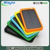 For Iphone 6S Charging Case 4000Mah For Mobile Phone Light Power Bank Solar Energy