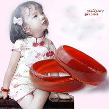 Natural red agate stone, red agate bangles,red agate bracelets for children