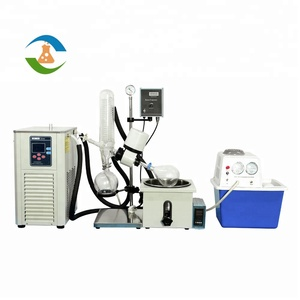 2L Small Rotary Evaporation Distillation Equipment For Essential Oil