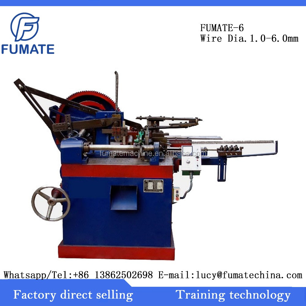 FUMATE-6.0 full automatic spring coiling machine