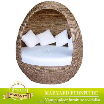 Legless Chair Rattan Nest Chair MY88 F