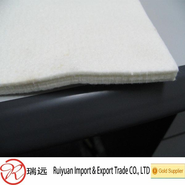 Pressed Sound absorbing wool felt for Ceiling