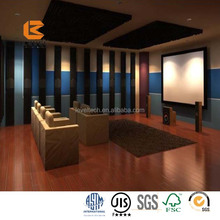Wholesale Polyester Acoustic Panel Polyester Fiber Acoustical Panel Ceiling For Sound Proofing In recording Studio