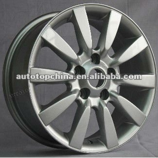 High quality alloy car rims with low price