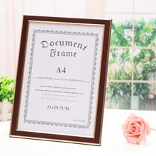 Wholesale Manufacturer PS Or Wood Baby Acrylic Photo Frame/Sex Wall Picture Photo Frame