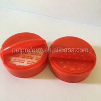 63mm Plastic Flip Top Cap With Seal Liner And Hole For Seasoning, Spiece,Salt Bottle