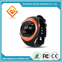 Children Safe GPS Tracking Device LCD Color Display Kids Gps Watch