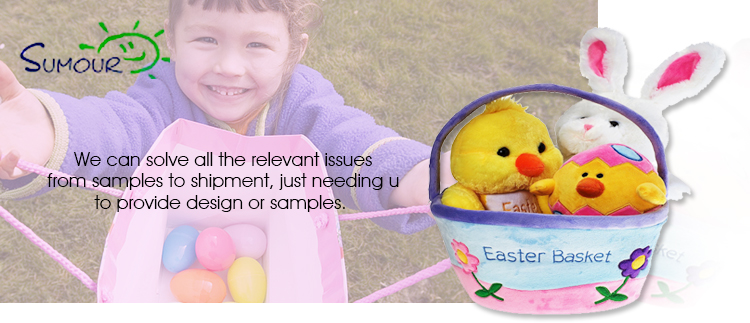 New wholesale plush easter gift basket with duck bunny buy new wholesale plush easter gift basket with duck bunny negle Image collections