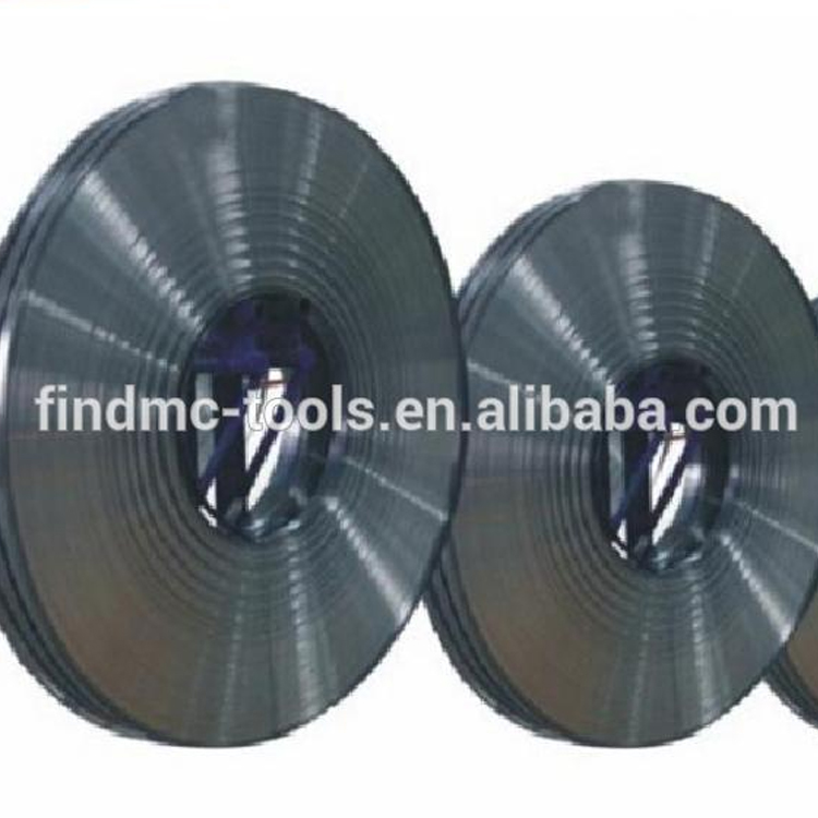 Modern unique bandsaw blades for frozen ribs cutting blade/hight quality blade in bandaw machine