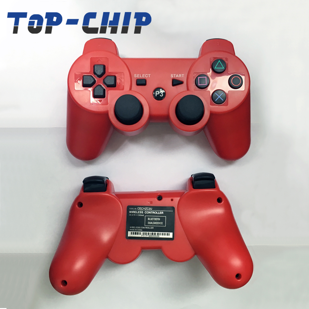 Hot selling For PS3 game console Console Wireless Bluetooth Game Controller/bluetooth joystick