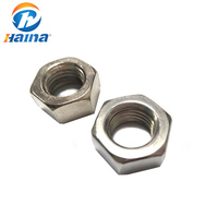 Factory price customized DIN555 Incoloy Inconel Hexagon Nut