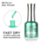 China branding nail polish mirror effect without lamp air dry nail polish