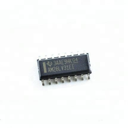 ที่มีคุณภาพสูงIC AM26LV31EI DRIVER DIFF QUAD LV HS 16 SOIC AM26LV31EIDR