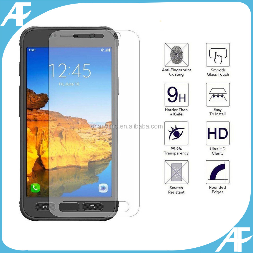 Premium Ultra Thin Tempered Glass Screen Protector Film For Samsung Galaxy S7 Active