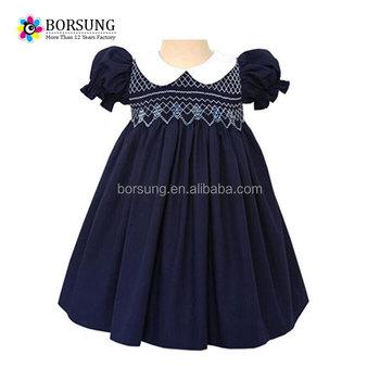 01a6d28c5076 2018 spring princes style children frocks designs Fashion O-neck ...