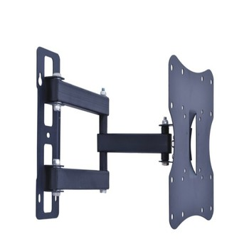Economical Tilt Swivel 180 Degree Tv Mount Full Motion Lcd Led Plasma Wall