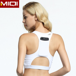 MIQI Athletic Apparel Manufacturer Women Yoga Sports Bra