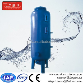 Industrial Water Softener Tank / Activated Carbon Filter / Large ...