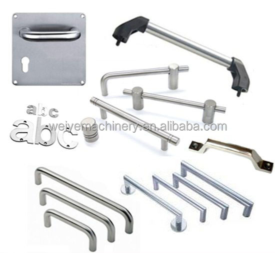 WEIYE wholesale colored industrial Metal Drawer pulls