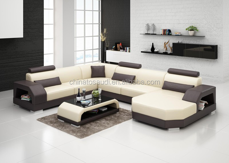2017 New Model Wooden Sofa Sets Modern Sofa Living Room Furniture
