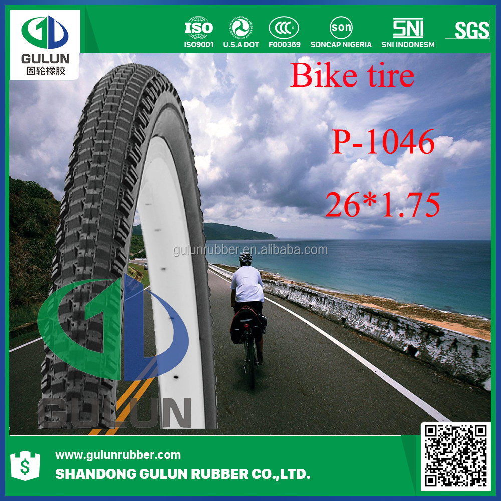 BMX bicycle Tires tube 26*1.75 14*1.75 16*1.75 18*1.75 20*1.75