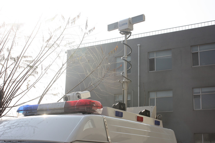 Truck And Police Car Top Mounted Telescopic Mast Night Scan Buy